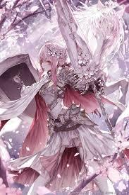 Pin by Ava.webb on art | Anime, Anime art girl, Anime warrior