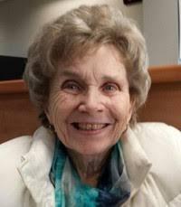 Marjorie Gerry Geraldine Johnson Ball December 15th 2019, death notice,  Obituaries, Necrology