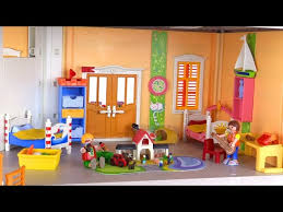 Playmobil Boy And Girl Room Review Set 5333 Youtube
