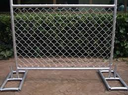 Chain Link Temporary Fencing Of Temporary Fencing From China Suppliers 159003272