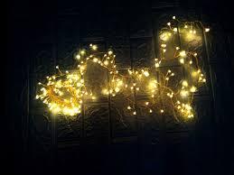 Dây đèn led rễ cây trang trí màu vàng ấm - Đèn trang trí Thương hiệu OEM