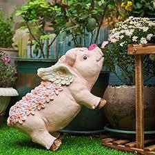 garden accessories courtyard flower pot
