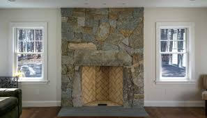 fireplace and chimney construction