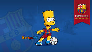 sports soccer the simpsons bart simpson