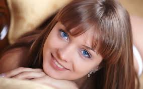 hair shades for fair skin and blue eyes