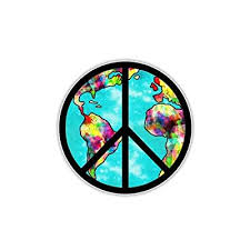 Peace Earth Sticker Planet Earth Car Decal By Megan J Designs Laptops Windows Cars Vinyl Sticker Buy Products Online With Ubuy Costa Rica In Affordable Prices B07fb6gb2h