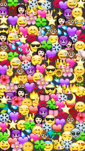 100 emoji wallpaper free hd wallpaper