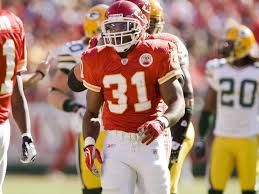 Priest Holmes to be inducted into Kansas City Chiefs Hall of Fame -  Arrowhead Pride