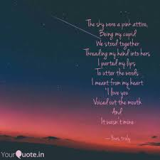 the sky wore a pink attir quotes writings by a b shahin