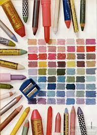 how to use makeup crayons to get a