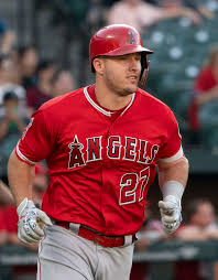 Mike Trout - Wikipedia