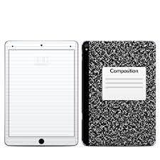Apple Ipad Pro 9 7 Skin Composition Notebook By Retro Decalgirl