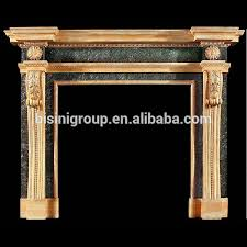 marble fireplace french design 11