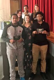 """Abby Jenkins on Twitter: """"So proud of our student-athletes at EMCC! Being a  scholar-athlete, means working hard in the classroom and in their sport!  Not pictured, Dillon Brown, and Jacob Watt #emccawardsday @"""