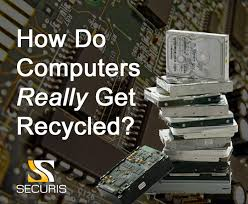 How Is My Computer Actually Recycled? | Electronics Recycling, Data  Destruction, Hard Drive Shredding