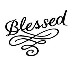 Blessed Decal Blessed Sticker Car Decal Car Sticker Laptop Etsy