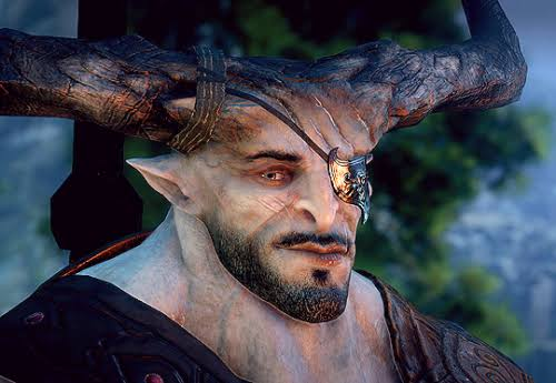 Image result for dragon age inquisition iron bull""