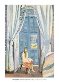 henri matisse the french window at