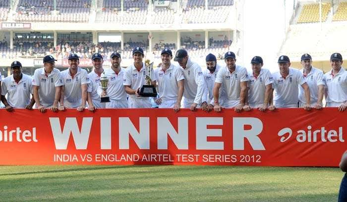 Image result for india vs england 2012""