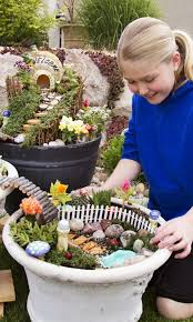 inexpensive fairy garden supplies