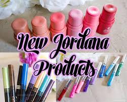 new s from jordana cosmetics