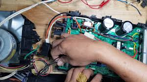 lỗi quá dòng DC Toshiba Inverter, dạy sửa board máy lạnh, dạy sửa ...