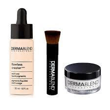 dermablend cover set makeup kit