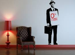 0 Interest In People From Banksy On Your Wall It S Possible