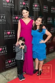 Hartley Eric De La Cruz with Veronica De La Cruz and Katarina Ramirez