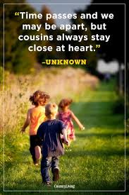 best cousin quotes funny quotes about cousins and family