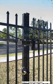 4 Best Combination Gate Locks For Metal Gates Wereviews