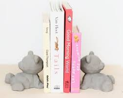 Kids Bookends Etsy