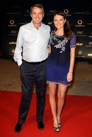 Alan Hansen, Lucy Hansen - Alan Hansen Photos - Laureus Welcome Party-LWSA  Abu Dhabi 2010 - Zimbio