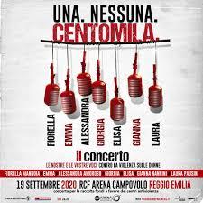 """Una. Nessuna. Centomila."""": il 19 settembre a Campovolo un concerto ..."""