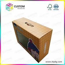 gift box with handle cardboard bo
