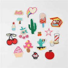 Fabric Embroidered Cake Cherry Patch Cap Clothes Stickers Bag Sew Iron On Applique Diy Apparel Sewing Clothing Accessories Bu161 Iron On Applique Iron Oncherry Patch Aliexpress