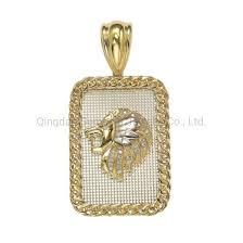 china 18k 14k 10k 925 silver brass big