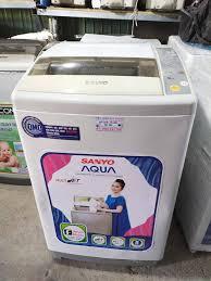 Máy giặt Sanyo cũ   tân uyên