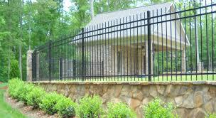 Decorative Steel Fence Alpharetta Apex Fence Company