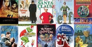 Топ фильмов на рождество