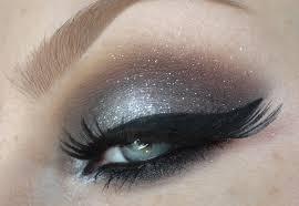 28 makeup tutorial glitter eye makeup