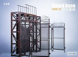 1 12 Guard Base Scene Fence Extension Kit Set Of 2 Preorder Now With Only Myr492 1 With 5 Off