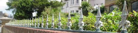 Fence Spikes Toppings Decorative Security Fence Spikes F H Brundle