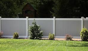 Vinyl Fence Gallery Vinyl Aluminium Fence Installation Nj Modern Fence