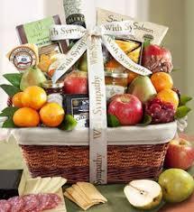 sympathy gift baskets sympathy gifts