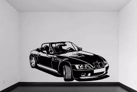 Vinyl Wall Decal Sticker Super Fast Dragracing Cabriolet Car Wall Stickers For Kids Child Room Teen Room Bedroom Home Decor A769 Wall Decals Stickers Wall Stickers For Kidscars Wall Stickers Aliexpress