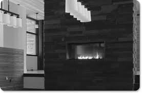 gas fireplaces from spark modern fires