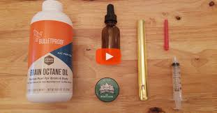how to make cbd oil with cbd isolate
