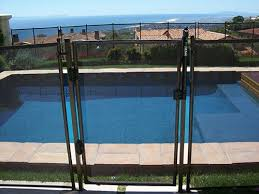 Diy Removable Pool Safety Fence All Safe Pool Fence Covers