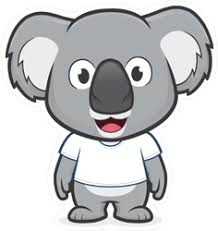 Koala Car Stickers And Decals